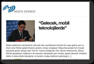 Medya Dernegi, February 9, 2011, Istanbul, Turkey