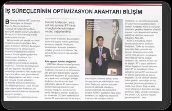 Bilisim Zirvesi '10, Istanbul, Turkey, October 2010