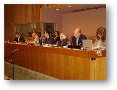 UN Conference on Age of Connectivity: Cities, Magnets of Hope, February 9, 2007