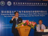 UN Workshop Presentation, Shanghai, China, May 2008